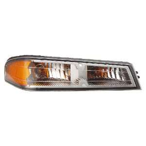 CHEVROLET/GMC COLORADO/CANYON LEFT PARK SIGNAL LIGHT 04 08