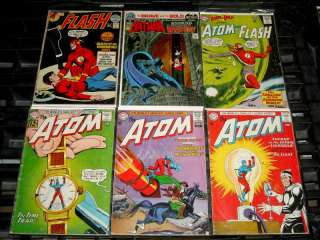 Age Comic Collection Run Lot Batman Detective Flash Green Lantern JLA