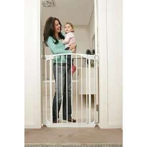 Dream Baby EXTRA TALL Swing Close Security Gate (includes one 3.5 and