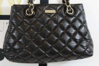 KATE SPADE NEW YORK MARYANNE QUILTED SHOULDER BAG MSRP$425