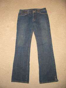 Miss 4 Lucky Brand Mustang Pant Jeans 31 1/2 Ins