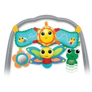 SafeFit Jeepers Peepers Soft Toy Bar Baby