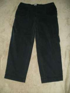 JUST MY SIZE 22W Faded black texture Striped MID rise Relaxed jeans