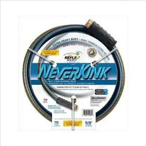 5/8 x 75 Neverkink Heavy Duty Hose Patio, Lawn & Garden