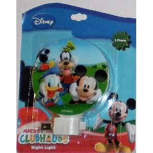 Disney Mickey Mouse & Friends Night Light Baby
