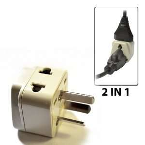 Plug Adapter Type I for Australia, New Zealand, China Electronics