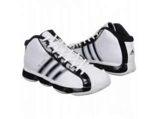 NEW ADIDAS PRO MODEL 2010 BASKETBALL TRAINERS ADICOLOR UK 10.5 SHOES