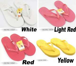 Color Women Foam Flip Flop Slippers Sandals Shoes 10 Color