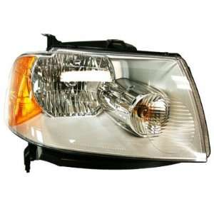 2005 07 FORD FREESTYLE HEADLIGHT ASSEMBLY, PASSENGER SIDE