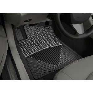2008 2011 Cadillac CTS / CTS V Black WeatherTech Floor Mat