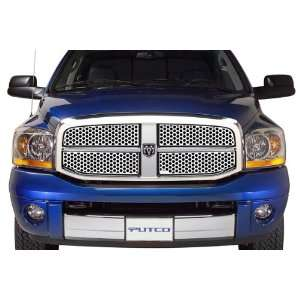 64401 Designer FX Horizontal Bar Stainless Steel Grille Automotive