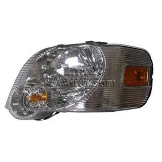 Ford Explorer 2006 2010 Headlight Lamp Clear Back LH Left
