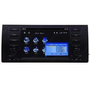 BMW 5 Series E39 Car GPS Navigation System DVD Player