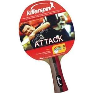 Killerspin Attack Table Tennis Racket