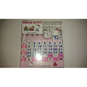 Hello Kitty Building Block Puzzle Calendar Toys & Games