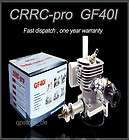 CRRC PRO 40cc GF40i RC Gas Engine Motor Kit & Muffler