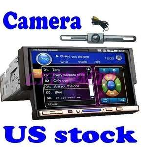 Car Stereo DVD Player Radio IPod Bluetooth Hitachi CD+Camera