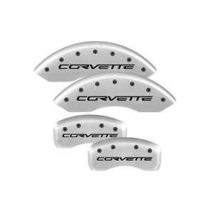 MGP Caliper Covers Chevrolet Corvette C6 2005 2006 2007 2008 2009 2010