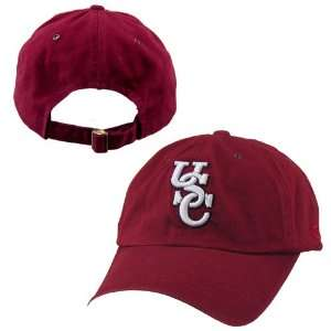 South Carolina Gamecocks Garnet Conference Hat  Sports