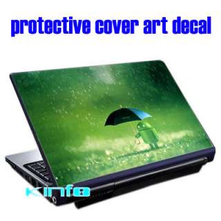 Nice 14.1    17 notebook sticker laptop Protect skin cover