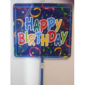 Happy Birthday 26 Yard Sign