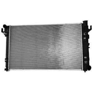 TYC 2291 Dodge Ram Pickup 1 Row Plastic Aluminum Replacement Radiator