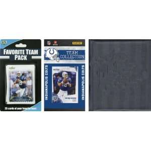 NFL Indianapolis Colts Licensed 2010 Score Team Set and