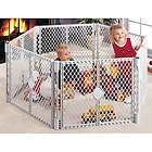 North State Superyard XT Playard Baby Pet Play Pen Gate