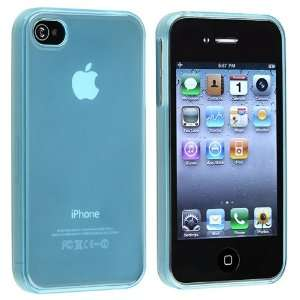 TPU Rubber Skin Case compatible with Apple? iPhone? 4 / 4S , Clear