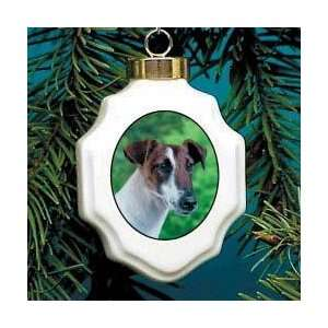 Smooth Fox Terrier Ornament