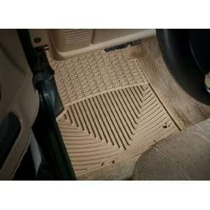 1997 2006 Jeep Wrangler Tan WeatherTech Floor Mat (Full