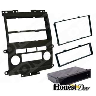 2009 NISSAN FRONTIER STEREO INSTALL DASH KIT 99 7428B