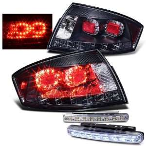 Eautolights 99 06 Audi Tt LED Tail Lights+led Bumper Fog