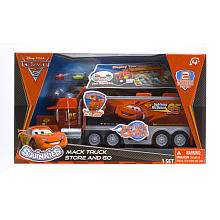 Mack Truck Dispenser Storage and Go Set   Blip Toys