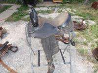 15 Simco Lightweight Barrel Racing Horse Saddle