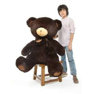 45 inch Chocolate Brown Huggable Cute Giant Teddy Bear Toys & Games