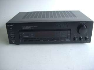 Sony STR D515 Home Theater Stereo Receiver Amplifer
