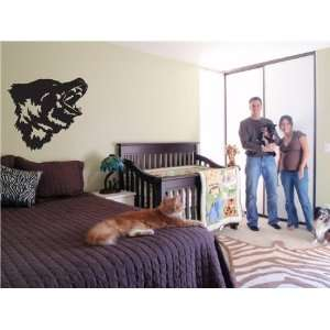 Bear Wall Mural Vinyl Decal Sticker Kids Room 008