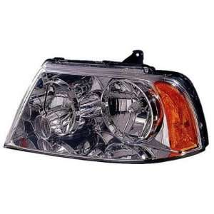 NAVIGATOR HEADLIGHT ASSEMBLY EXC XENON, PASSENGER SIDE   DOT Certified
