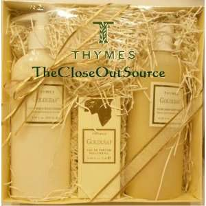 Thymes Goldleaf Gift Set (Full Size) Beauty
