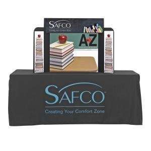 Safco ShoWise Small Economy Table Top Display Office
