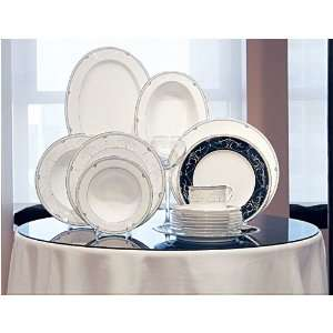 ROYAL DOULTON PLATINUM ELEGANCE 5 PC PLACE SETTING(S)