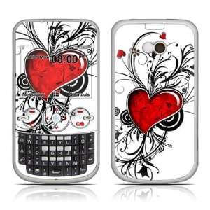 My Heart Design Protective Skin Decal Sticker for LG