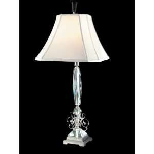 Dale Tiffany Sebec 1 Light Table Lamp GT70384