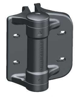 MAGNA LATCH & TRU CLOSE Hinge Chain Link Auto Close & Latch Pool Gate