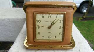 VINTAGE COLLECTIBLE PHINNEY WALKER ALARM CLOCK
