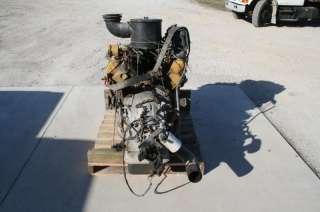 Caterpillar 3208 Diesel Engine Allison AT545 Transmission 4 sd 1551