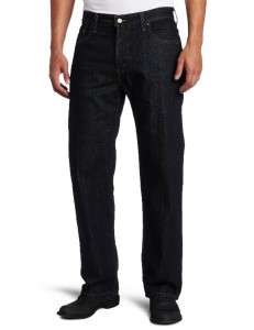 Levis Mens 559 Relaxed Straight Jeans Tumbled Rigid