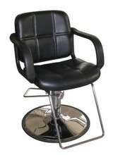 Excellent Series Hydraulic Salon Barber Chair (Black)