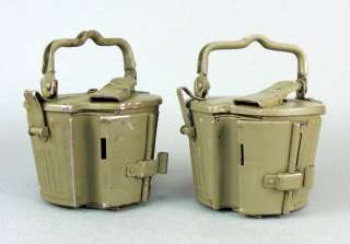 1941 WWII GERMAN ARMY MILITARY MG42 MACHINE GUN ASSAULT DRUMS BASKET